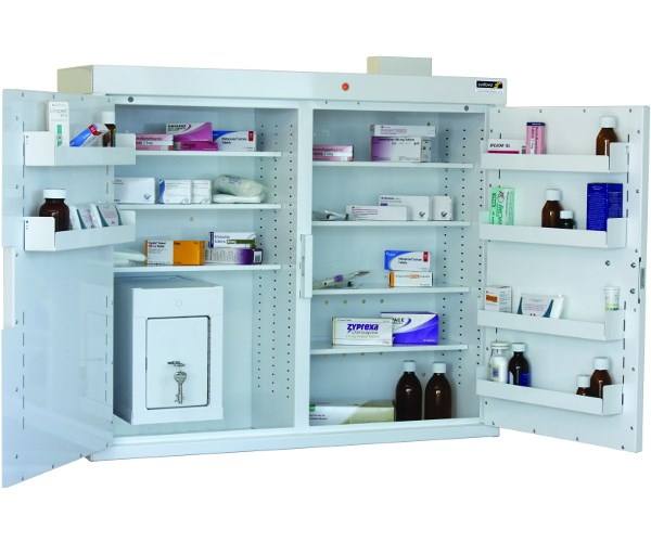 CABINET MEDICINE MC9(SUNFLOWER) 91CM X 100CM X 30CM WITH SBCDC21 INNER D/CABINET